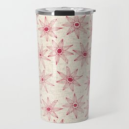 sema cream strawberry Travel Mug