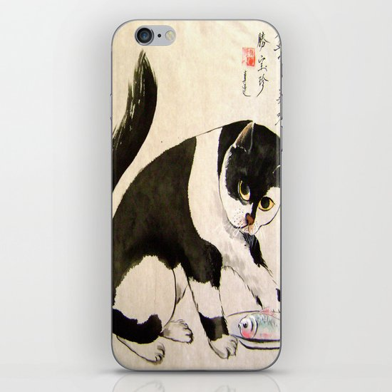 delicious food iPhone & iPod Skin