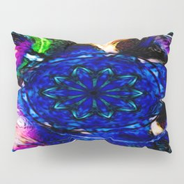 Strangers at the Table Pillow Sham