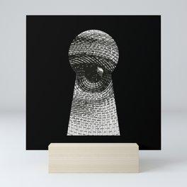 The Voyeur Mini Art Print