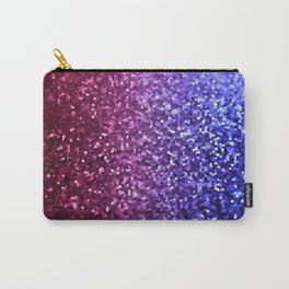 Mosaic Sparkley Texture G201 Carry-All Pouch