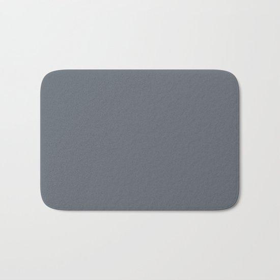 Pebble Gray Bath Mat