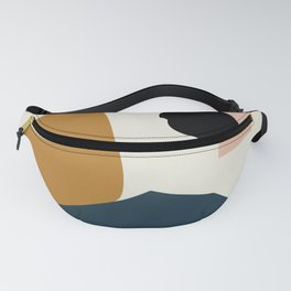 Shape study #1 - Lola Collection Fanny Pack