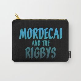 Mordecai and the Rigbys Carry-All Pouch
