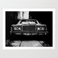 ford Art Prints featuring Ford by RS4S6