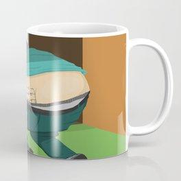 school of plumbers - Lesson one: ass crack Coffee Mug
