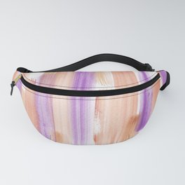 11 | 181203 Watercolour Patterns Abstract Art Fanny Pack