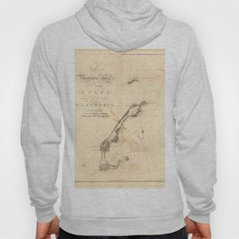The Atlantic Neptune: Charts for the Use of the Royal Navy (1780) - Magdalen Is, Gulf of St Lawrence Hoody