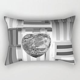 Jasper Heart in Vacancy Rectangular Pillow