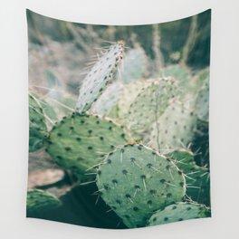 Arizona Cactus III Wall Tapestry