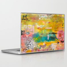 Summer Afternoons Laptop & iPad Skin