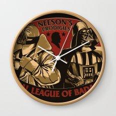 Neeson's Prodigies Wall Clock