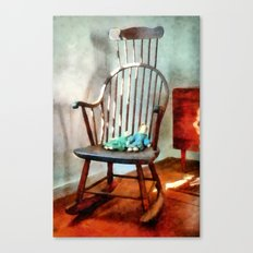 Special Friends - Watercolor Version Canvas Print