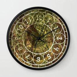 Inside the Clockwork (A Steampunk Adventure) Wall Clock
