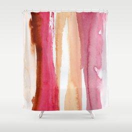 Scarlet Shower Curtain