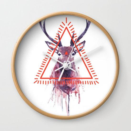 Ahawi Wall Clock