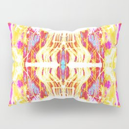 Fire Pipes Pillow Sham