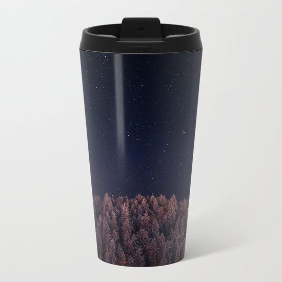 Seize The Night Metal Travel Mug