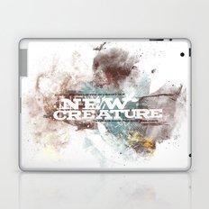 2 Corinthians 5:17 Laptop & iPad Skin