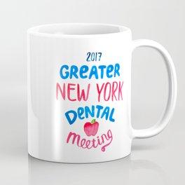 Greater New York Dental Meeting Coffee Mug
