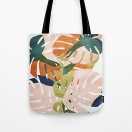 Monstera delight Tote Bag