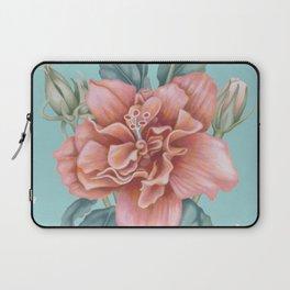 Hibiscus Crystals Laptop Sleeve