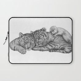 Tiger Naps Laptop Sleeve