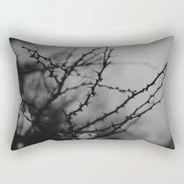 Winter drop Rectangular Pillow