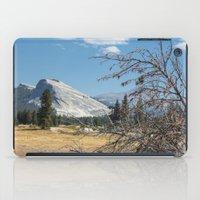 yosemite iPad Cases featuring Yosemite by Adelaine Phee