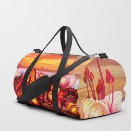Late evening Duffle Bag