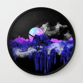 TERRAFORMING Wall Clock