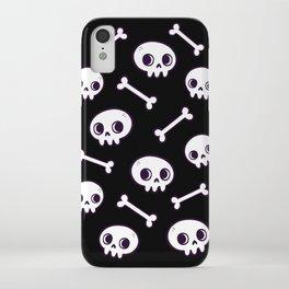 Cute Skulls iPhone Case