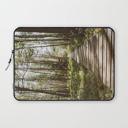 Through the swampy forest Laptop Sleeve