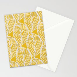 Petaluma, yellow Stationery Cards