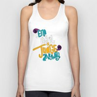 whatever Tank Tops featuring Whatever by Chelsea Herrick