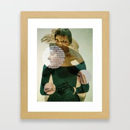 CCCC! Framed Art Print