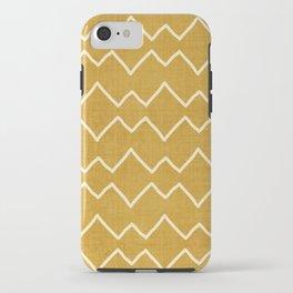 Urbana in Gold iPhone Case