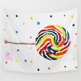"""""""Lollipop"""" Wall Tapestry"""