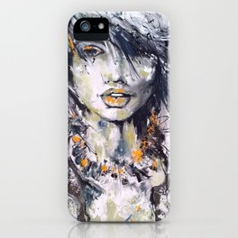 Ella iPhone Case