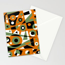Abstract #977 Stationery Cards