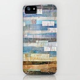 Imaginary Landscapes: Low Tide iPhone Case