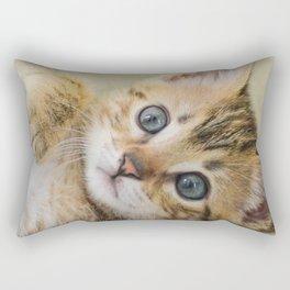 Little Demon Rectangular Pillow
