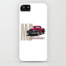 1947 M5 Studebaker pickup iPhone Case