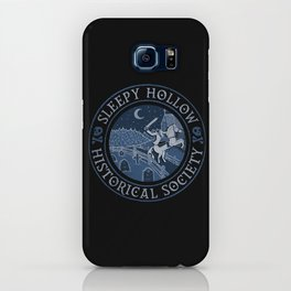 Sleepy Hollow Historical Society iPhone Case