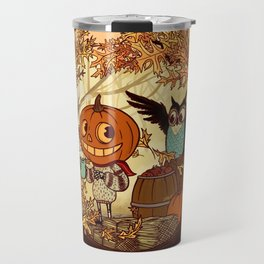 Fall Folklore Travel Mug