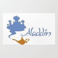 aladdin Area & Throw Rugs featuring Aladdin by Citron Vert