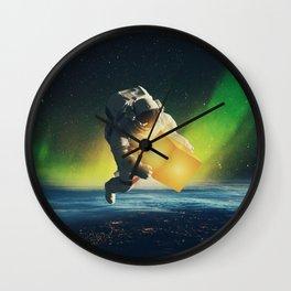 cosmic convergence Wall Clock