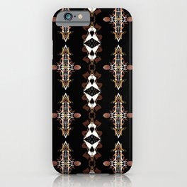 Jasper B Jammin iPhone Case