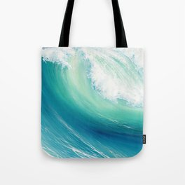 Thunder Song Tote Bag