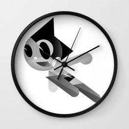 AstroBoy Wall Clock